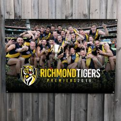TIGER ARMY 2019 WALL HANGING 1200 X 800MM